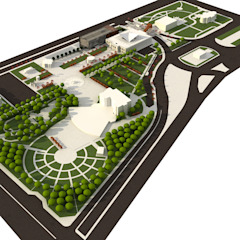 MALI - Peru Museus industriais por Promenade Arquitetura Industrial