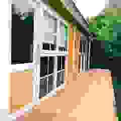 MIRAKI Art school & Workshop โดย ห้างหุ้นส่วนจำกัด พอสซิเบิล ดีไซน์ ชนบทฝรั่ง ไม้ Wood effect