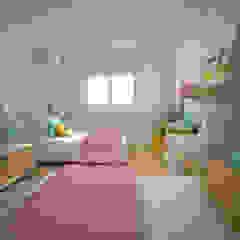 Projeto RM - Quarto Infantil Quartos de criança modernos por Areabranca Moderno