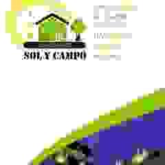 Condominio para casas de Campo de James Flores Acuña Rústico Concreto