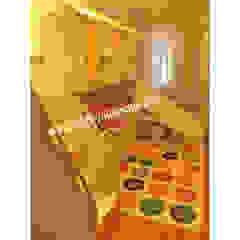 Özel Tasarım Kaydıraklı Ev Ranza, Pelin'in Ranzası Modern Çocuk Odası MOBİLYADA MODA Modern Ahşap Ahşap rengi