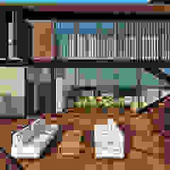 Tropische huizen van Aresto Arquitetura Tropisch
