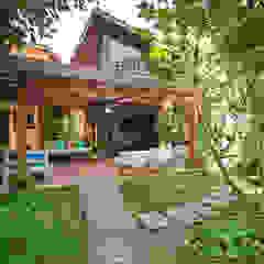 Tropische huizen van SET Arquitetura e Construções Tropisch