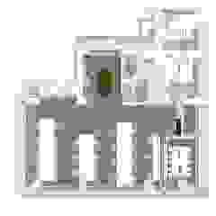 by (주)도시마을건축사사무소 Modern