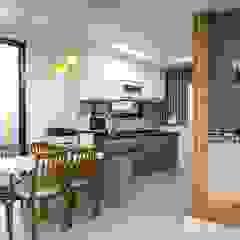 Modern Dining Room by MetaPhora Co.,LTD Modern