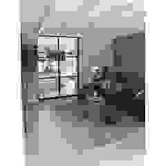 Salas de estilo moderno de Anne-Carien Interieurarchitect Moderno