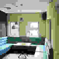 Snackbar Camping De Pallegarste te Mariënberg Moderne gastronomie van Anne-Carien Interieurarchitect Modern