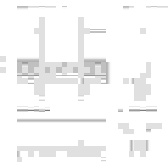 Locais de eventos campestres por SINTESIS arquitecto & asociados Campestre