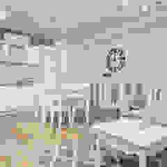 Fabryka Czekolady IV Wiejska kuchnia od Justyna Lewicka Design Wiejski