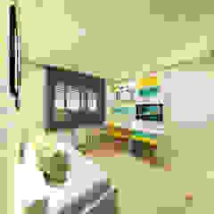 Dormitorios infantiles de estilo moderno de iost arquitetura Moderno