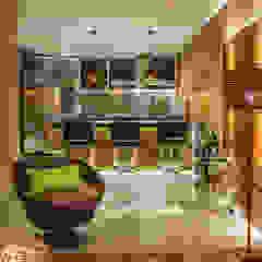 fatto arquitetura Modern kitchen