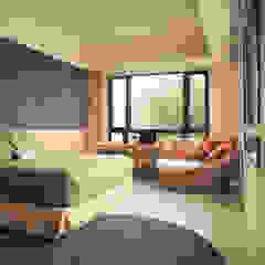 Minimalist bedroom by 舍子美學設計有限公司 Minimalist