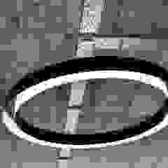 Stand CARDOURO | Decoração de Interiores Stands de automóveis industriais por MOYO Concept Industrial Alumínio/Zinco