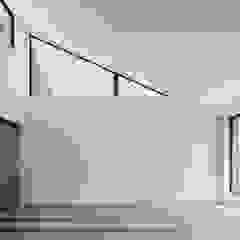 ハイサイドライトは、明るいけど暑い? 和風デザインの ホームジム の 株式会社小木野貴光アトリエ 級建築士事務所 和風