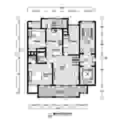 Modern Living Room by 디자인토모 Modern