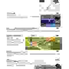 Industrialne jachty i motorówki od studio Brandini Industrialny