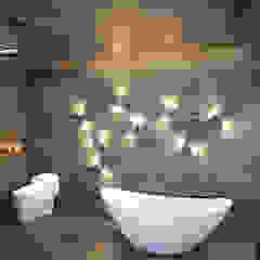 트로피컬 욕실 by 禾御建築室內設計有限公司 휴양지