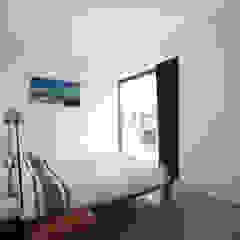 Modern style bedroom by 8A Architecten Modern Concrete