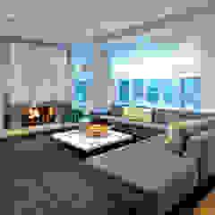 Modern Retreat Modern living room by Douglas Design Studio Modern