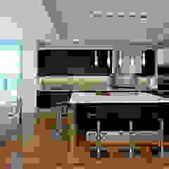 Cocinas de estilo moderno de Douglas Design Studio Moderno