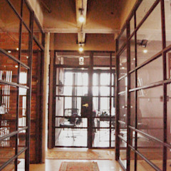 Quinto Distrito Arquitectura Industrial style offices & stores