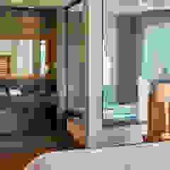Santíssimo Resort Banheiros coloniais por CLS ARQUITETURA Colonial