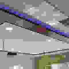 Mansi Twins AOM Interior Modern living room
