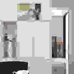 Modern style study/office by 築一國際室內裝修有限公司 Modern