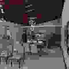 Vivienda MABE Salones rurales de Gastón Blanco Arquitecto Rural