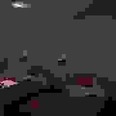 Vivienda MABE Dormitorios infantiles rurales de Gastón Blanco Arquitecto Rural