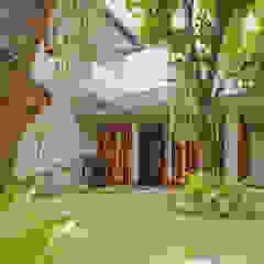 Tropische huizen van homify Tropisch Stenen