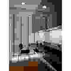 Minton Condo Interior Design Singapore Modern study/office by Posh Home Modern