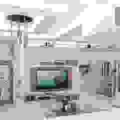 Living Room Nabh Design & Associates