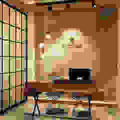 Industrial style clinics by Juxta Interior Industrial