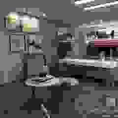 Stephanie Guidotti Arquitetura e Interiores 모던스타일 거실
