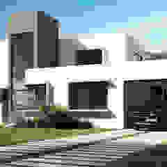Casas de estilo mediterráneo de homify Mediterráneo Ladrillos