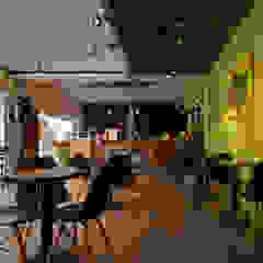 Espaços de restauração escandinavos por 耀昀創意設計有限公司/Alfonso Ideas Escandinavo