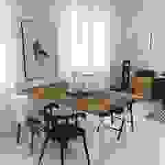 Scandinavian style kitchen by Wichaister Scandinavian