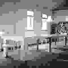 Kißkalt Designs Dining roomTables Wood White