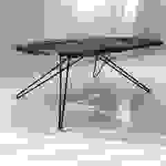 Salon minimaliste par Wichaister Minimaliste