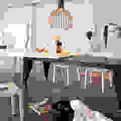 Kißkalt Designs Dining roomTables Wood Multicolored