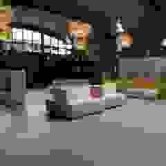 verblijfsruimte medewerkers Eclectische kantoorgebouwen van AID Interieur Architecten Eclectisch