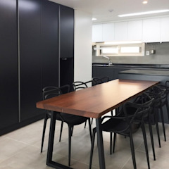 Modern dining room by Olive Maison Modern
