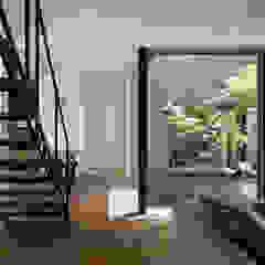 047国立Nさんの家 モダンデザインの リビング の atelier137 ARCHITECTURAL DESIGN OFFICE モダン 木 木目調