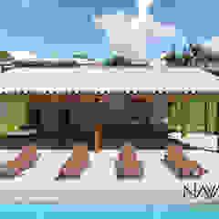 Casas de estilo rural de Nayara Silva - Arquitetura e Urbanismo Rural