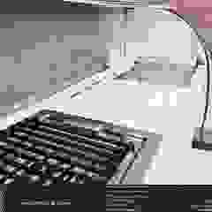 Ferretti 530 Iates e jatos modernos por Levolú Interiores e Arquitetura Moderno