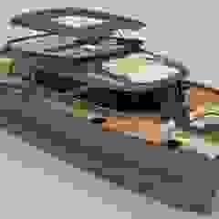 Catamarã 60 pés Iates e jatos modernos por Levolú Interiores e Arquitetura Moderno