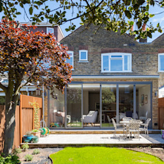 Extension & Renovation, East Sheen, SW14 Modern houses by TOTUS Modern