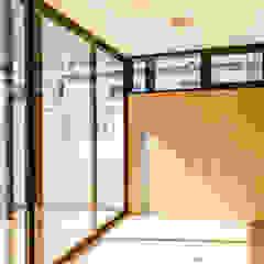 by navarro+vicedo arquitectura Mediterranean Wood Wood effect