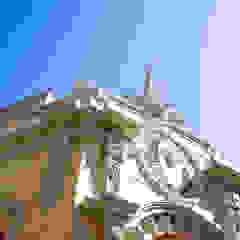 by navarro+vicedo arquitectura Mediterranean Stone